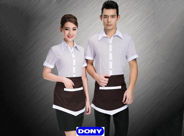 Mẫu đồng phục cafe đẹp 10