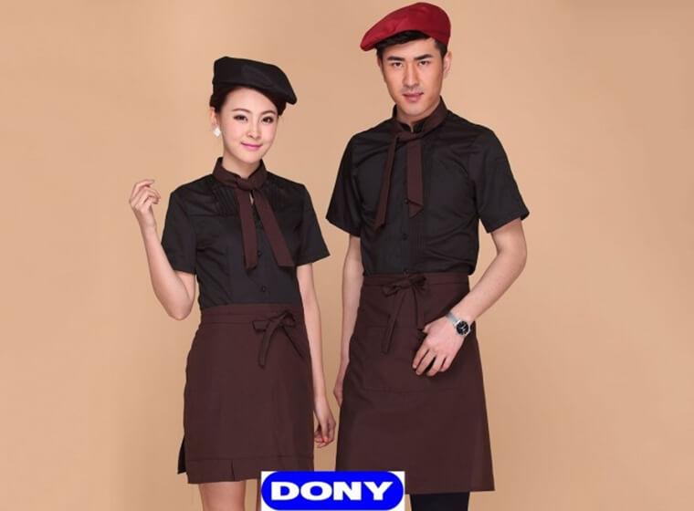 Mẫu đồng phục cafe đẹp 11