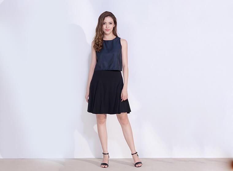 Mẫu đồng phục Váy, Quần Tây, Quần Kaki đẹp 10