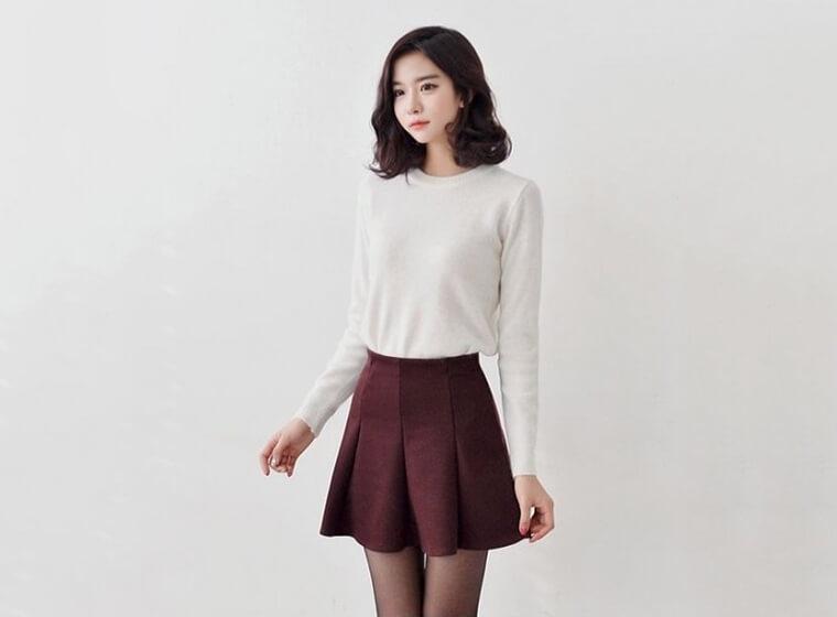 Mẫu đồng phục Váy, Quần Tây, Quần Kaki đẹp 11