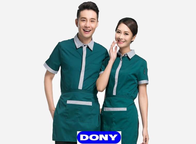 Mẫu đồng phục cafe đẹp 13