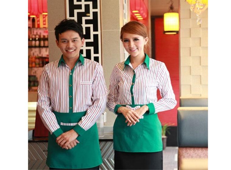Mẫu đồng phục cafe đẹp 18