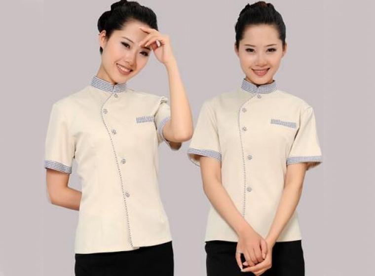 Mẫu đồng phục nhà hàng khách sạn đẹp 30