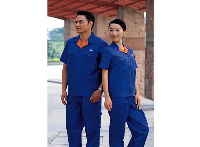 Mẫu đồng phục công nhân bảo hộ đẹp 35