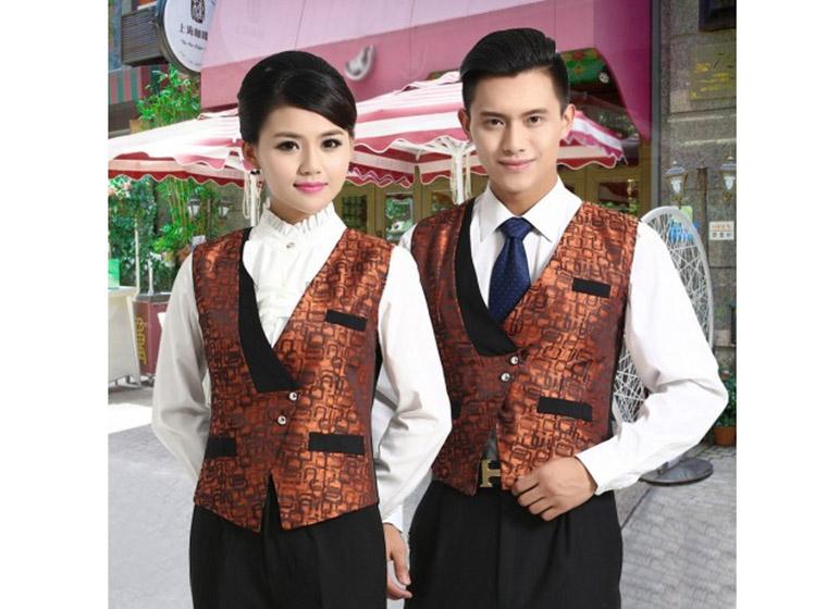 Mẫu đồng phục nhà hàng khách sạn đẹp 34