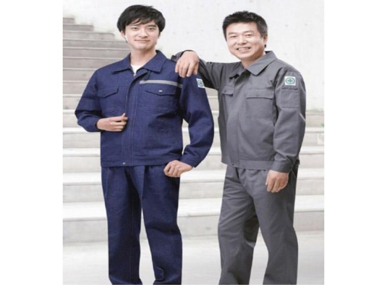 Mẫu đồng phục công nhân bảo hộ đẹp 38