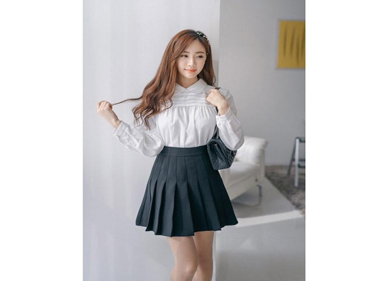 Mẫu đồng phục Váy, Quần Tây, Quần Kaki đẹp 23