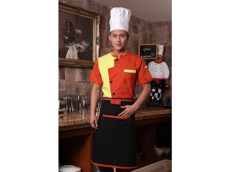 Mẫu đồng phục nhà hàng khách sạn đẹp 4