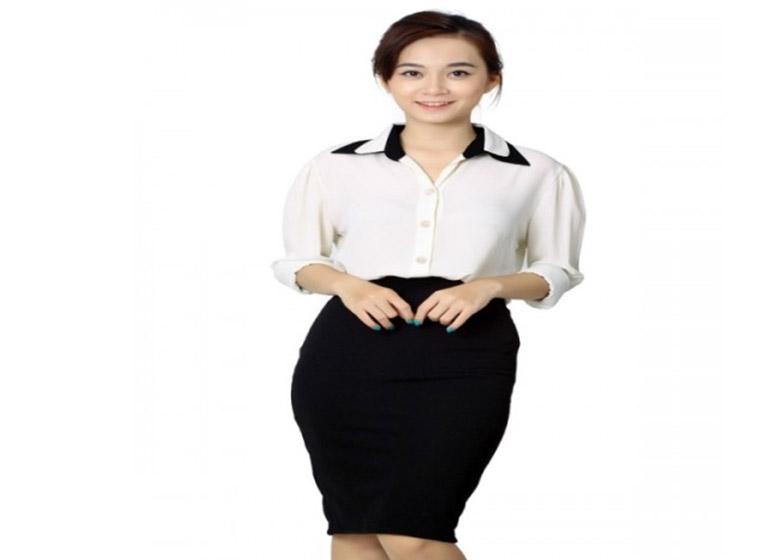 Mẫu đồng phục Váy, Quần Tây, Quần Kaki đẹp 28