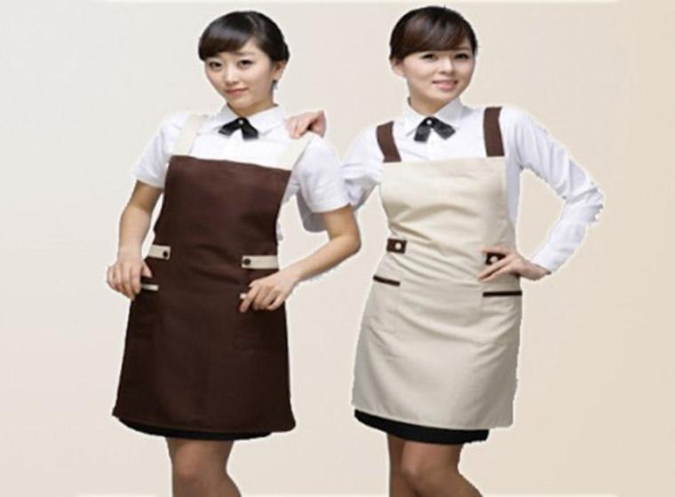 Mẫu đồng phục cafe đẹp 23