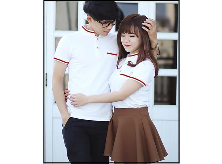 Mẫu áo thun đồng phục đẹp 48