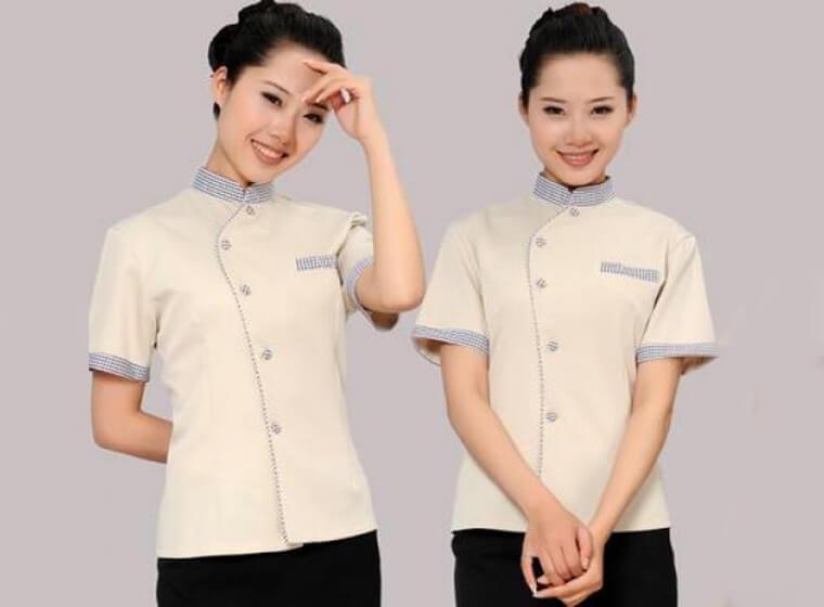Đồng phục nhà hàng khách sạn 7