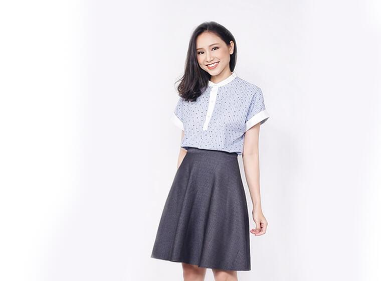 Đồng phục váy quần 8