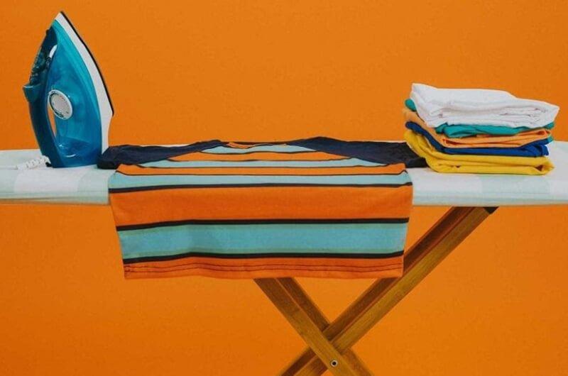 Cách ủi áo thun vô cùng đơn giản