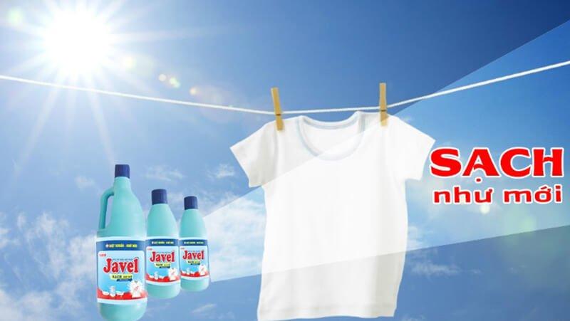 Dùng sản phẩm tẩy rửa chuyên dụng