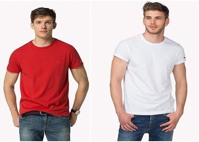 Cách chọn áo thun trơn body cho nam chuẩn không cần chỉnh