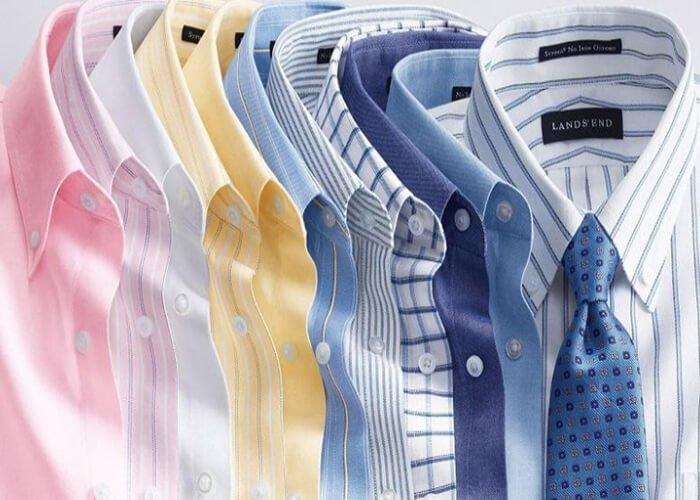 Cách chọn size áo sơ mi nam nữ vô cùng đơn giản