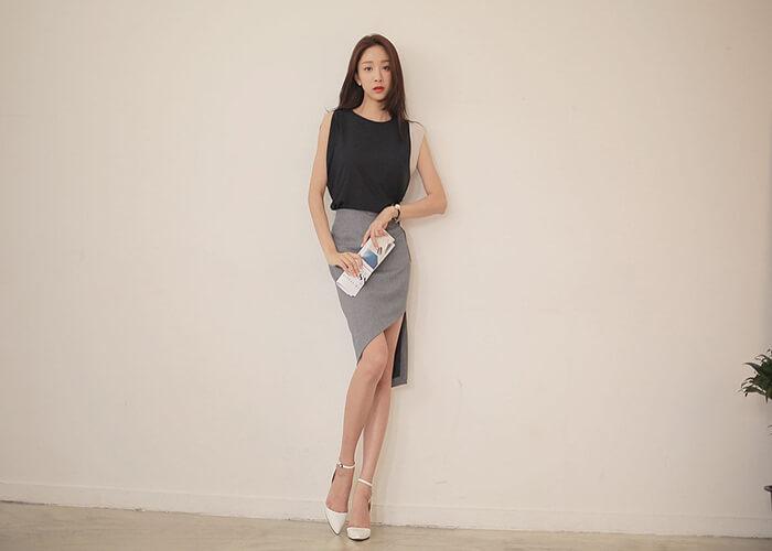 Cách kết hợp chân váy với các phụ kiện sao cho đẹp