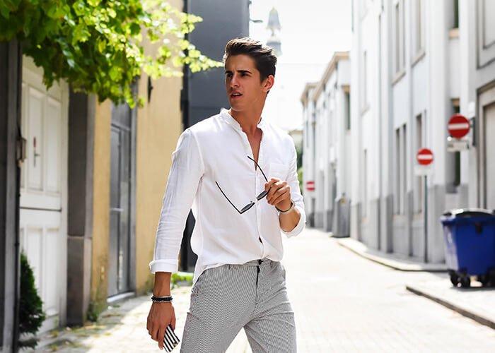 Bạn đã biết cách phối áo sơ mi đồng phục cho nam ấn tượng và đẹp nhất?