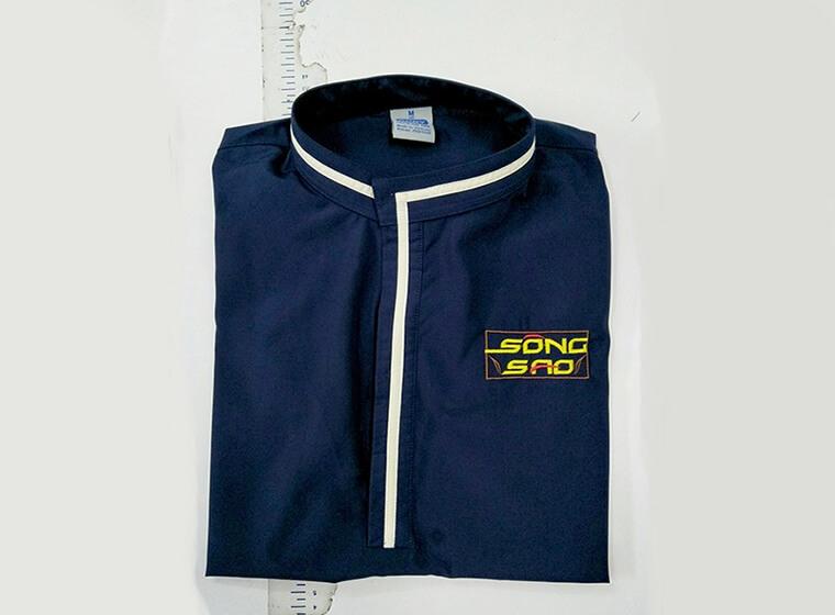 Mẫu áo sơ mi đồng phục đẹp 46