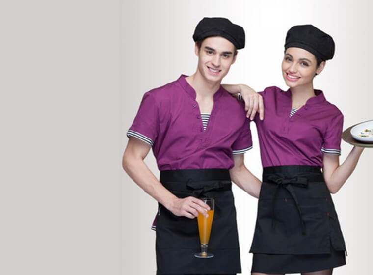 Mẫu đồng phục cafe đẹp 1