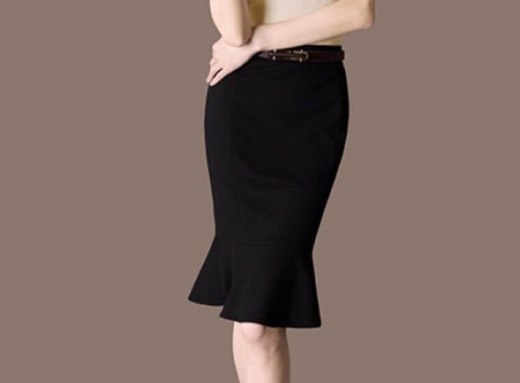 Mẫu đồng phục Váy, Quần Tây, Quần Kaki đẹp 8