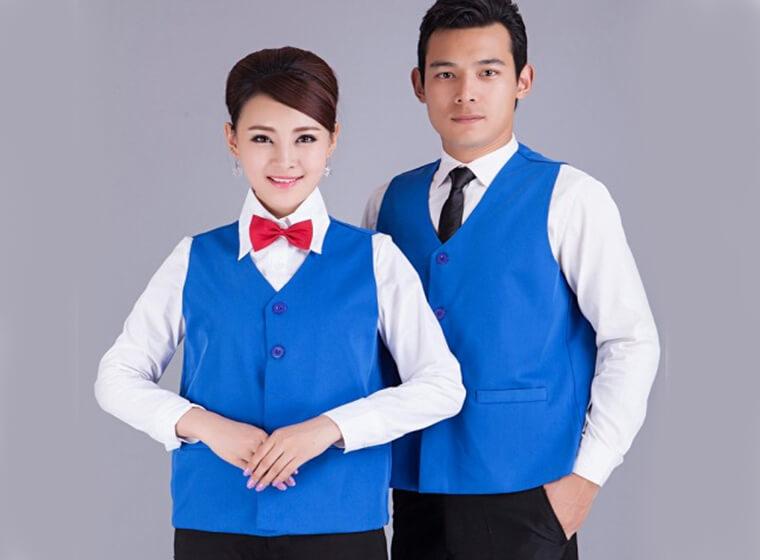 Mẫu đồng phục nhà hàng khách sạn đẹp 18