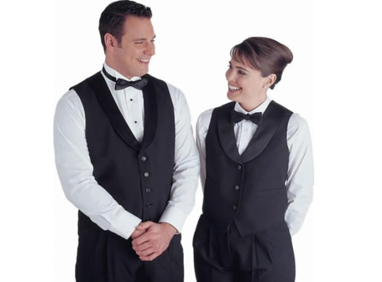 Mẫu đồng phục nhà hàng khách sạn đẹp 8
