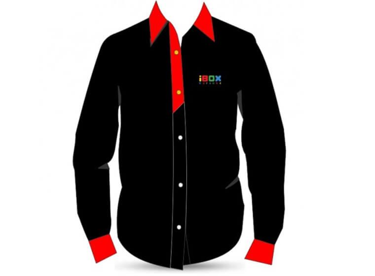 Mẫu áo sơ mi đồng phục đẹp 14