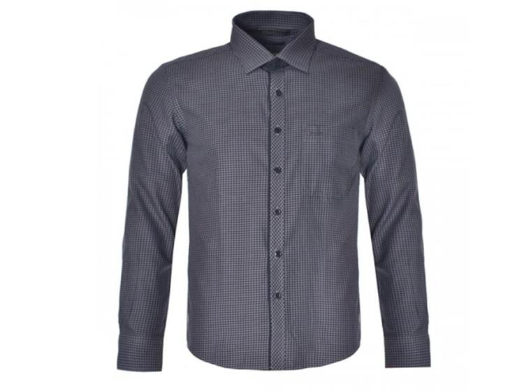 Mẫu áo sơ mi đồng phục đẹp 10