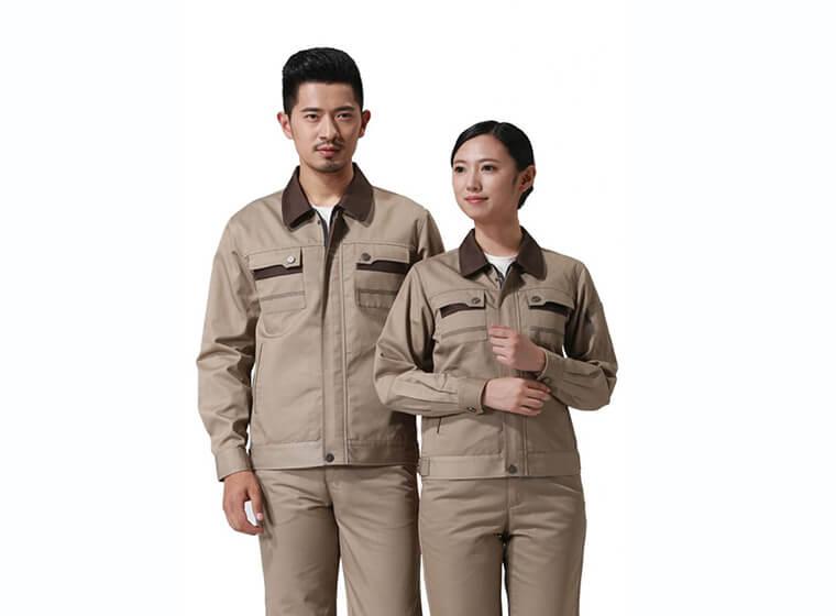 Mẫu đồng phục công nhân bảo hộ đẹp 43