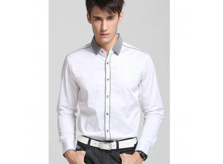 Mẫu áo sơ mi đồng phục đẹp 7