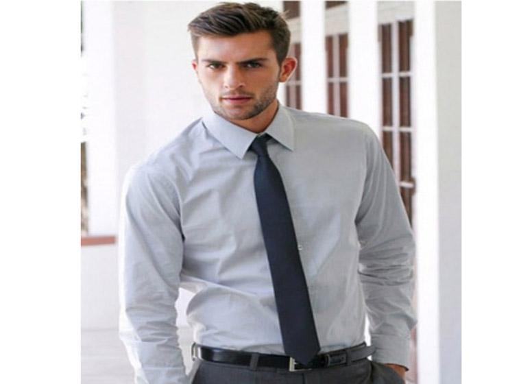 Mẫu áo sơ mi đồng phục đẹp 3