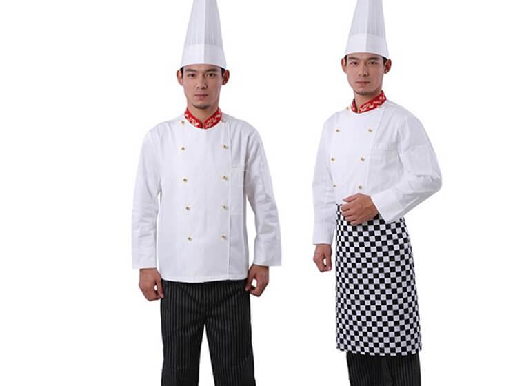Mẫu đồng phục nhà hàng khách sạn đẹp 1