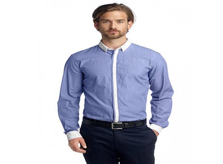 Mẫu áo sơ mi đồng phục đẹp 1