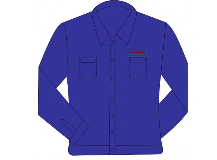 Mẫu áo sơ mi đồng phục đẹp 37