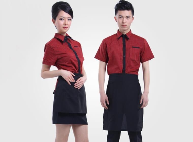 Mẫu đồng phục cafe đẹp 5