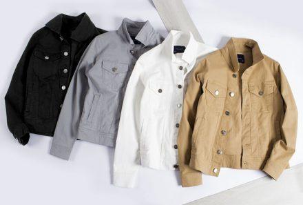 Hướng dẫn cách chọn size áo khoác nam và nữ chuẩn form