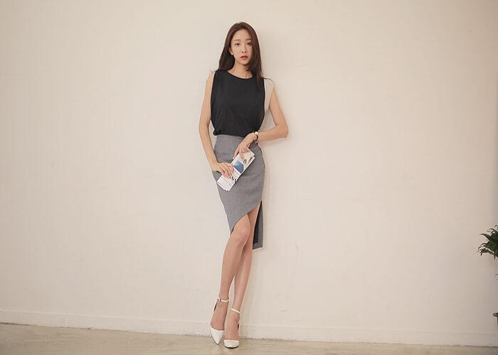 Top 7 Mẫu chân váy công sở đẹp thanh lịch, quyến rũ