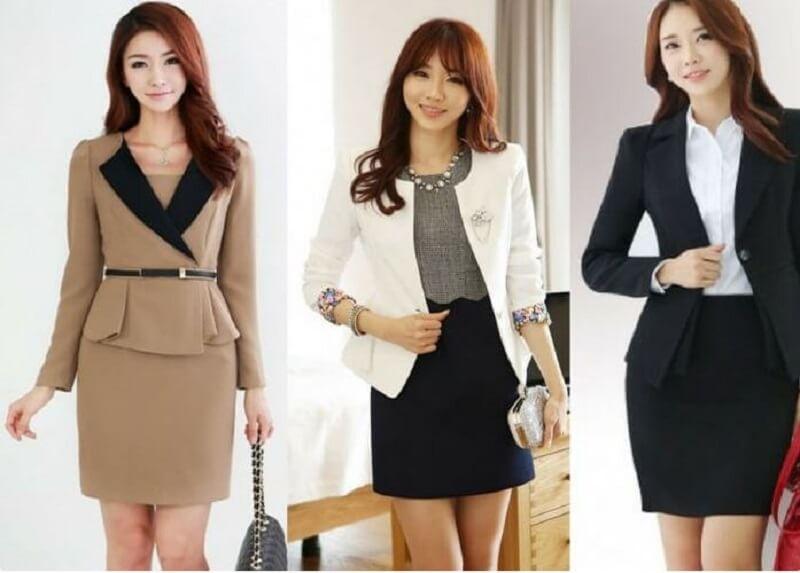 Các mẫu đồng phục công sở nữ đẹp được ưa chuộng nhất