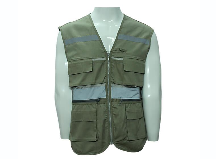 Mẫu áo khoác phản quang đẹp 1