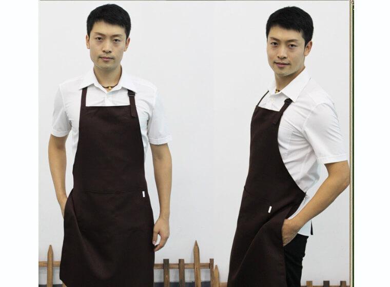 Mẫu đồng phục tạp dề đẹp 1