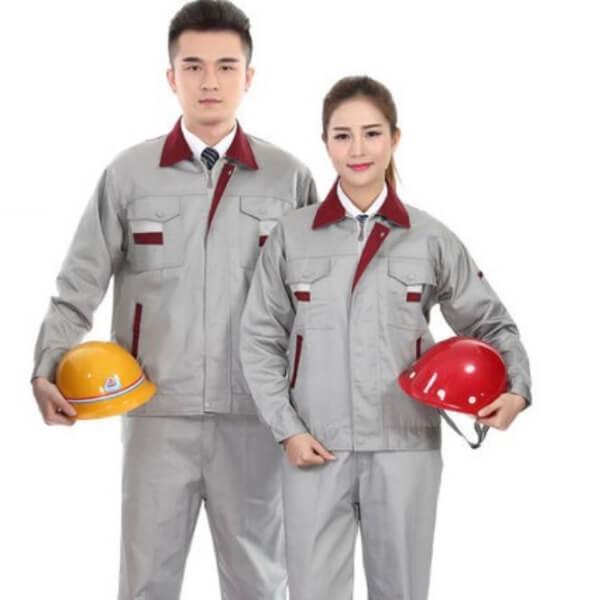 Xưởng may quần áo đồng phục bảo hộ lao động 3