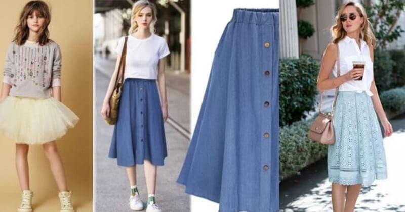 Hướng dẫn chi tiết cách may váy suông có tay từ A tới Z