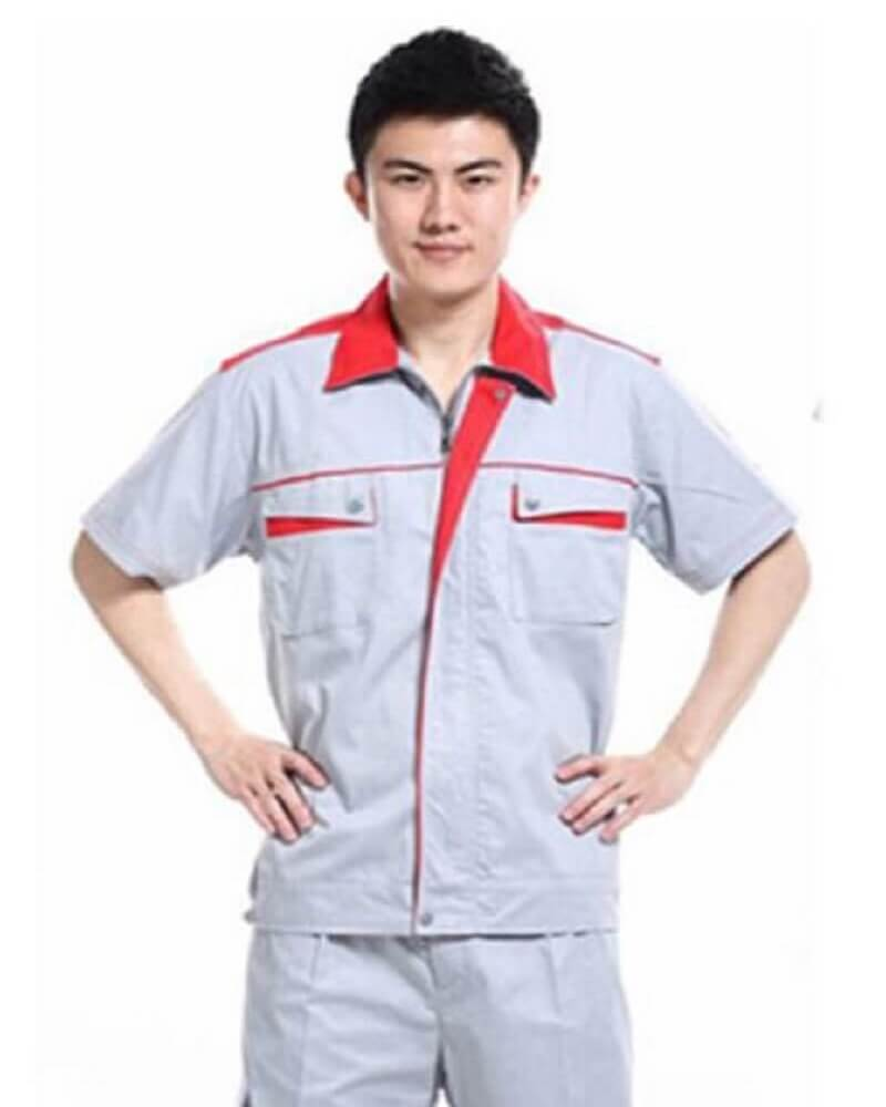 Mẫu đồng phục công nhân kỹ thuật cơ khí 7