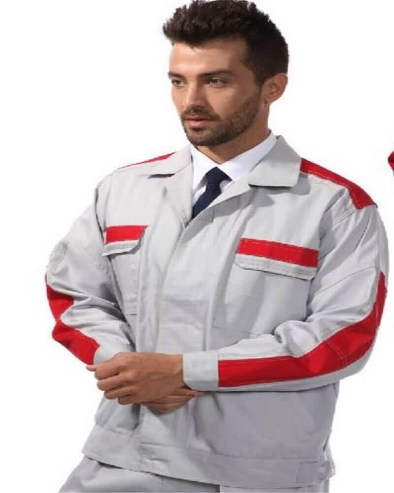 Mẫu đồng phục công nhân kỹ thuật cơ khí 12
