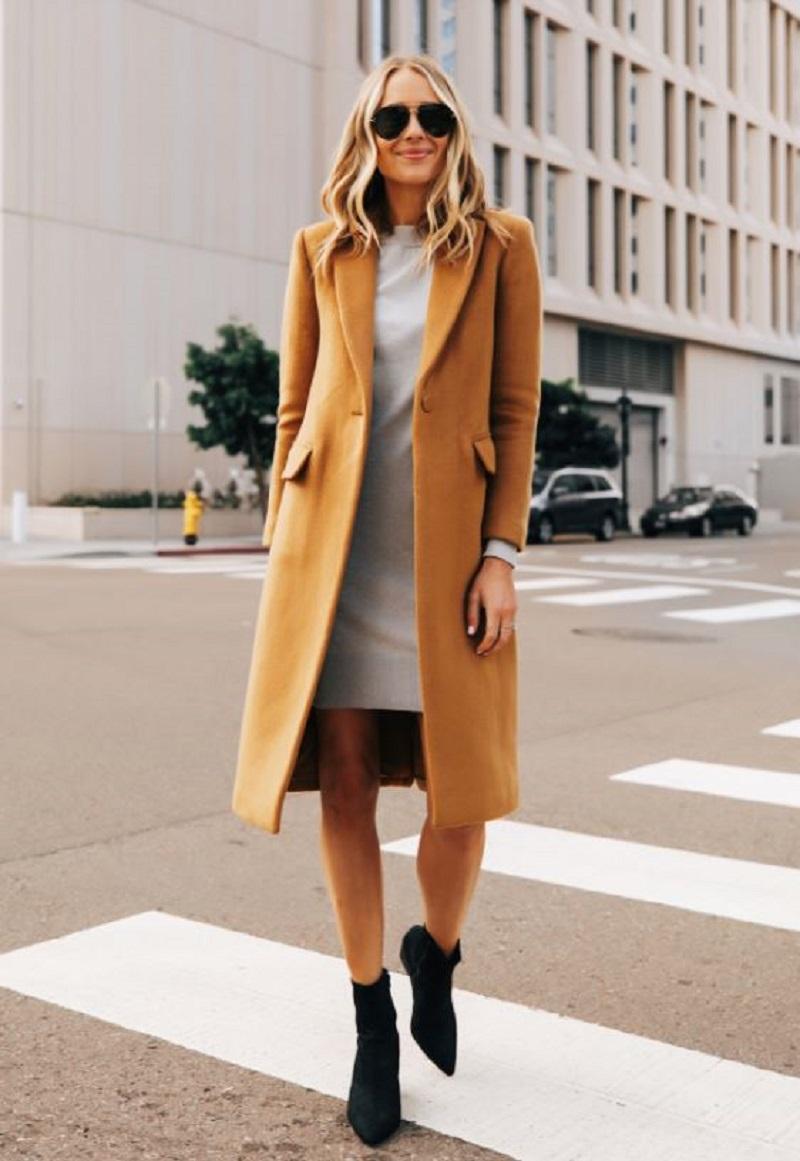 Hãy thận trọng khi chọn màu vàng cho trang phục!
