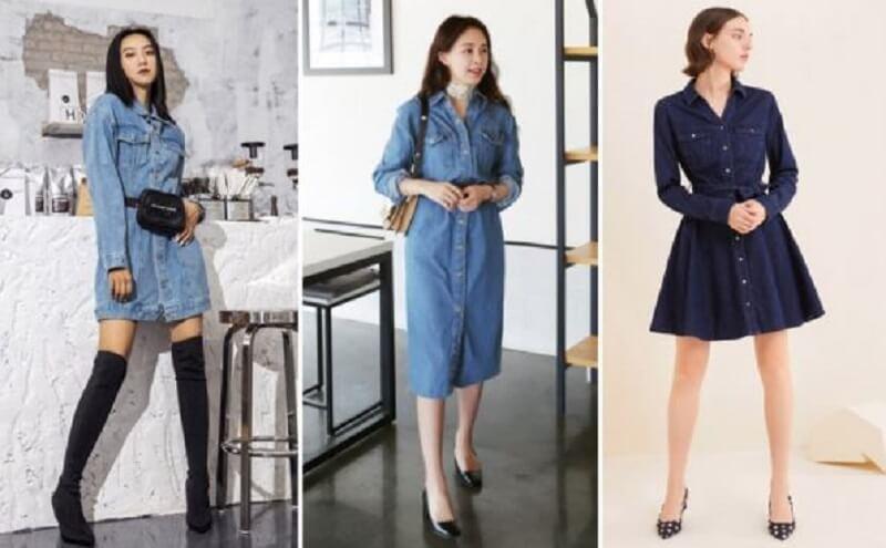 Các mẫu váy sơ mi mà chị em công sở không thể bỏ lỡ