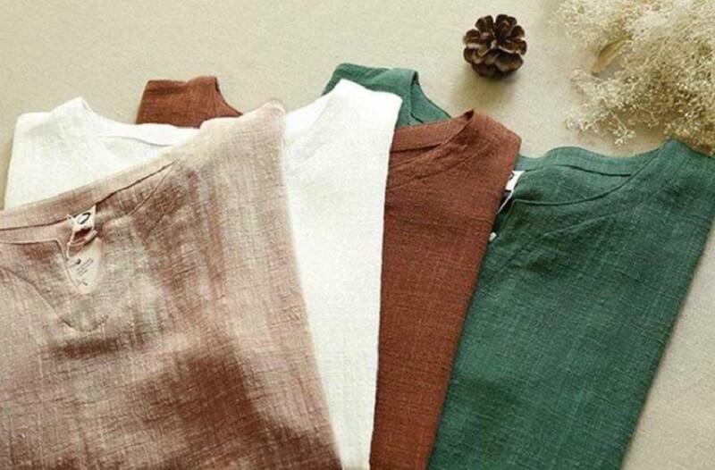 Vải linen là vải gì
