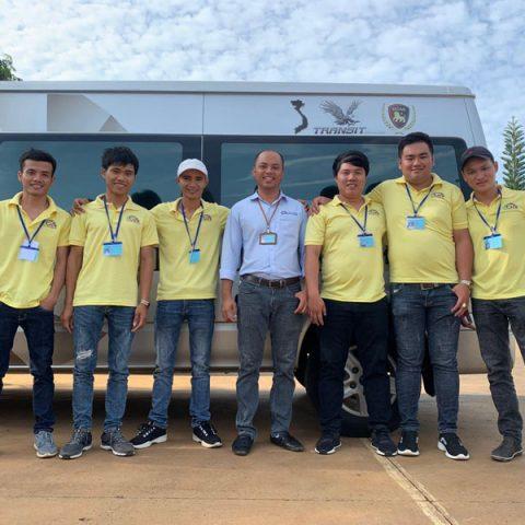 Công ty giáo dục nghề nghiệp Cao Nguyên tại Đăk Nông tiếp tục đặt hàng đồng phục